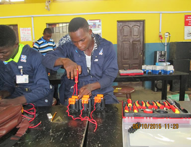 Electrical Practical