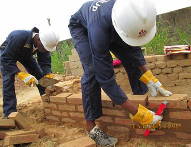 Inter-Related Trade (BrickLaying)